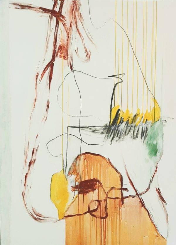 Acrylic on canvas, 120 x 160 cm